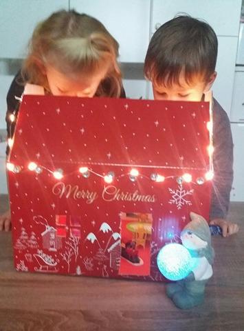 kersthuisjeklaar
